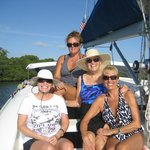The best snorkel cruise in Belize!