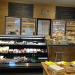 Cheese Counter and Cooler