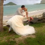 our wedding day 8-12-12