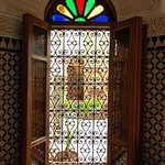Detail Mosaic Room