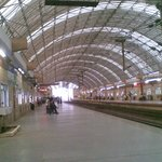 Tirumayilai MRTS Station