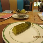 Giant pickles