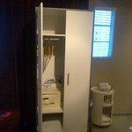 Lousy closet