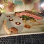 Yellowfin Tuna Steak.