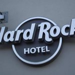 Nice front Hard Rock Logo.