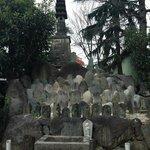 円通寺 | 四十八首塚、七重塔、鷹見の松