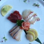 Oceans 5 - Assorted Sashimi - Yumm