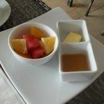 Seasoned fruits