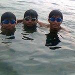 Three Idiots in Patratu Dam