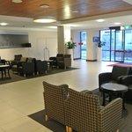 Ibis Hotel lobby