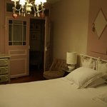 chambre stube romantique
