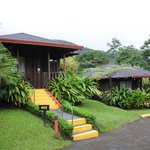 Hotel bungalows