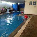 grande piscine pour se rafraichir
