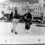 Castle Photo of Clark Gable & wife