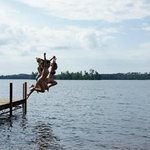 Summertime Fun at Lake Vermilion!