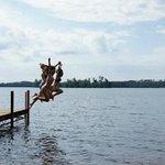 Summertime Fun at Lake Vermilion!