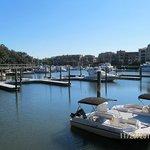 Shelter Cove yacht basin