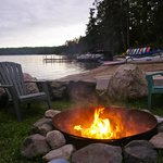 Lakeside Campfires