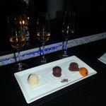 Rum and Chocolate Flight