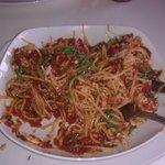 Delicious Country Style Spaghetti