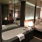 Bathtub in Club room
