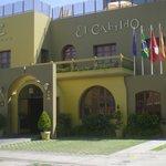 El Cabildo's front view