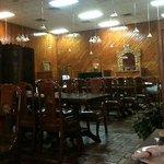 Bangkok Thai Cuisine's Dining Room