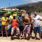 Our Molokai to Oahu bootcamp class