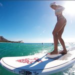 Stand Up Paddling is good for your body and soul!