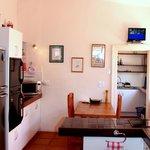 Main apartment kitchen