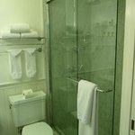 dusche Zimmer 914