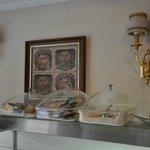 Bon appetite! Daphne Hotel, Sultanahmet, Istanbul, May 2012