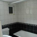 Salle de bains de la chambre 218
