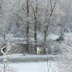 Leavenworth after snow