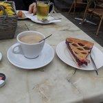 the delicious --berry pie