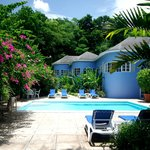 Foto de The Blue House Boutique Bed & Breakfast