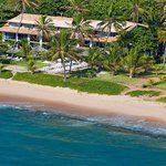 Hotel Porto da Lua, the only Hotel right on the beach