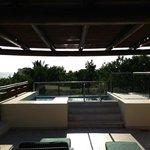 Private pool (Beach Area Suite)