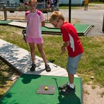 Putt-Putt at Caddy Shack Square