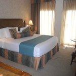 First room - 12th floor overlooking Diamond Head and ocean
