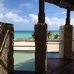 Stunning view from Ocean bar!