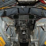 B-52 training cockpit