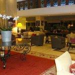 Hotel's Main Lobby