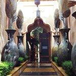 Doors to the Baray Villas