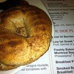 Montreal bagel that isn't