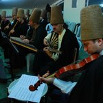 Dervish Ceremony in the Real Monastery