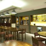 The Kitchen restaurant & bar area