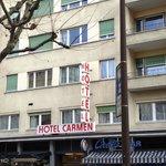 HOTEL CARMEN SA