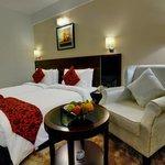 The_Fern_Residency_Rajkot_Wintergreen Twin Room