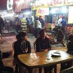 Tandoori midnight